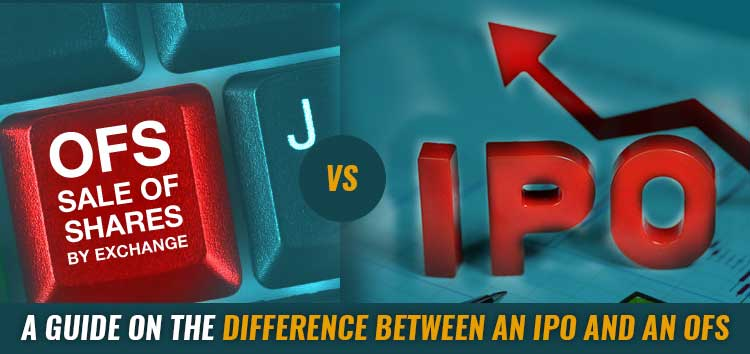Ofs Vs Ipo Difference Between Ipo And Ofs Angel Broking