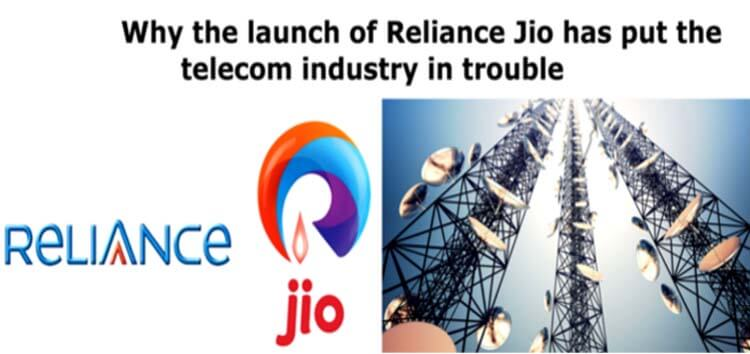 Why the launch of Reliance Jio has put the telecom industry